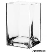 Купить прямоугольные стеклянные вазы: прямоугольная ваза для цветов