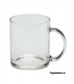 Стеклянные чашки-стаканы