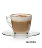 Купить стеклянные кофейные (для кофе) чашки