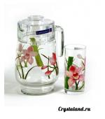 Купить стеклянные наборы для воды из стекла
