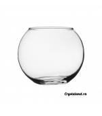 Купить стеклянные вазы шары: ваза шар стеклянная