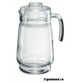 Стеклянные кувшины для воды с крышкой: купить стеклянный кувшин