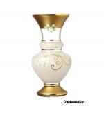 Устойчивая ваза из стекла: купить высокие вазы из цветного стекла