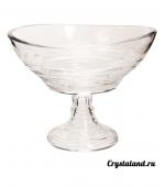 Ваза для фруктов на ножке из стекла: купить вазы (стекло) недорого