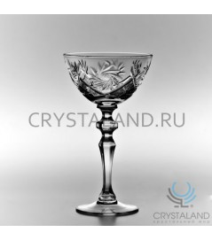Хрустальные бокалы для шампанского и игристых вин, 6 шт, 300 гр.
