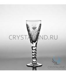 Набор хрустальных бокалов для аперитива и крепленых вин, 6 шт, 140 гр.