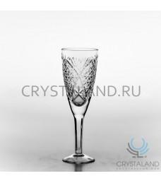 Набор хрустальных бокалов для аперитива и крепленых вин, 6 шт, 120 гр.