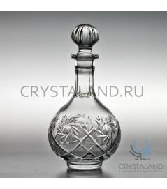 Хрустальный графин, 1 литр