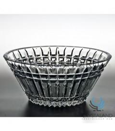 Хрустальная ваза для фруктов, 29 см