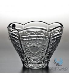 Хрустальная ваза для конфет, 16 см
