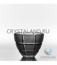 Хрустальная ваза для конфет, 12.5 см