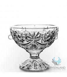 Хрустальная ваза для стола из бесцветного хрусталя, 13 см