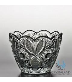 Хрустальная вазочка для конфет, 15 см