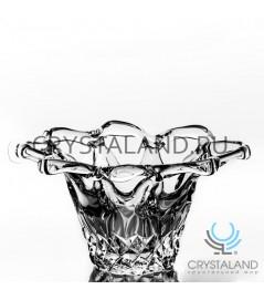 "Хрустальная вазочка для конфет ""Ажур"", 15 см"