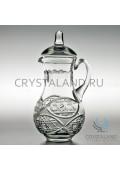 Хрустальный кувшин для напитков (с крышкой) 1,5 литра-2020-03-03