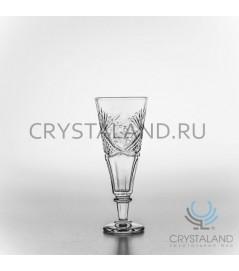 Набор хрустальных рюмок, 6 шт, 75 гр