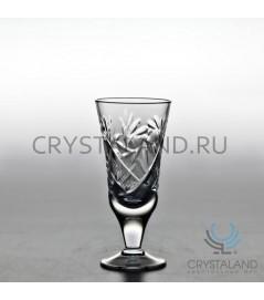 Набор хрустальных рюмок, 6 шт, 25 гр