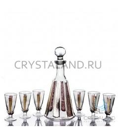 """Набор для водки """"Персея"""" 0.8 л."""