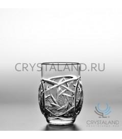 Набор хрустальных стаканов , 6 шт, 200 гр.