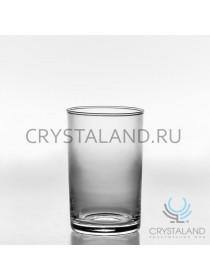 Набор стаканов для подстаканников из бесцветного стекла, 6 шт, 250 гр.
