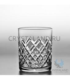 Набор стаканов из хрусталя 6 шт, 330 гр.