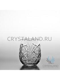Набор хрустальных стаканов воды и сока 6 шт, 250 гр.