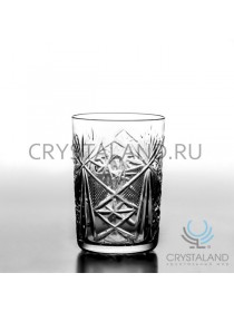"""Набор хрустальных стаканов """"Чайные"""", 6 шт, 250 гр."""