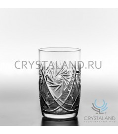 Набор хрустальных стаканов , 6 шт, 250 гр.
