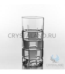 Хрустальные стаканы для коктейлей ,6 шт, 300 гр.