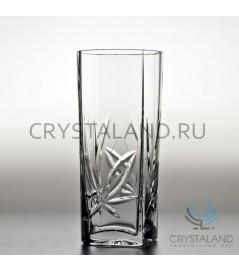 """Хрустальные стаканы для коктейлей """"Лотос"""" 6 шт, 300 гр."""