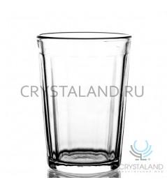 """Набор граненых стаканов из стекла """"Белорусские"""" 16 граней 6 шт, 250 гр."""