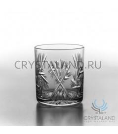 Набор хрустальных стаканов, 6шт, 200 гр.