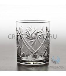 Набор хрустальных стаканов, 6 шт, 330 гр.