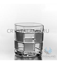 Набор хрустальных стаканов для виски, 6 шт, 250 гр.
