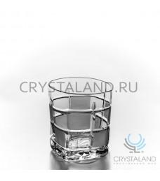 Набор хрустальных стаканов для виски, 6 шт, 160 гр