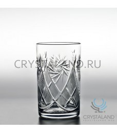 Набор хрустальный стаканов, 6 шт, 250 гр.
