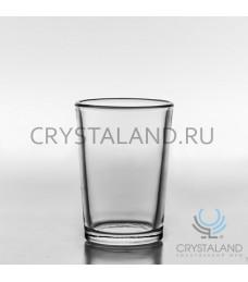 Набор стеклянных стаканов, 6шт., 250 гр.