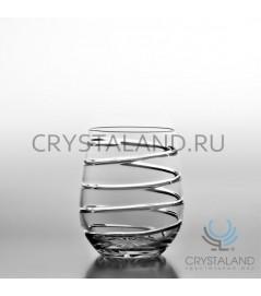 Набор хрустальных стаканов 6 шт, 250 гр.