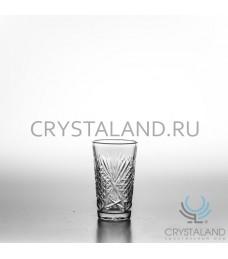 Набор хрустальных стаканов для вина, 6 шт, 90 гр