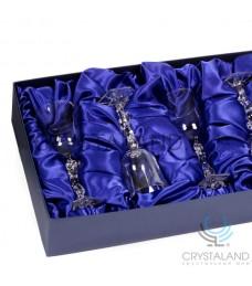 Подарочная коробка для бокалов 70 см