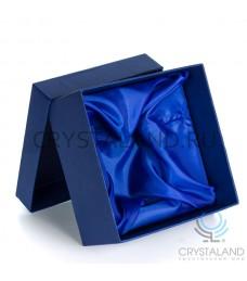 Подарочная коробка для подстаканника, стакана и ложки 17,5 см